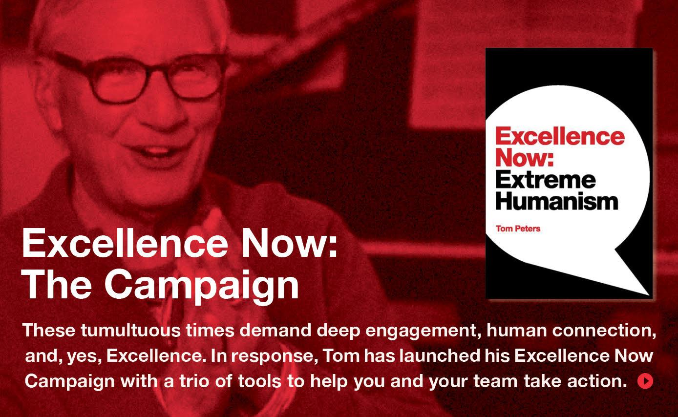 Extreme Employeee Engagement